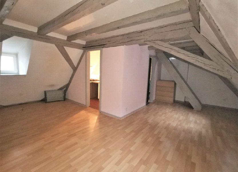 Appartement à louer 25.4m2 à Strasbourg