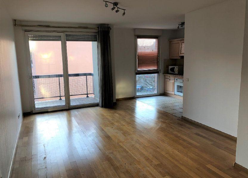 Appartement à louer 59.5m2 à Strasbourg