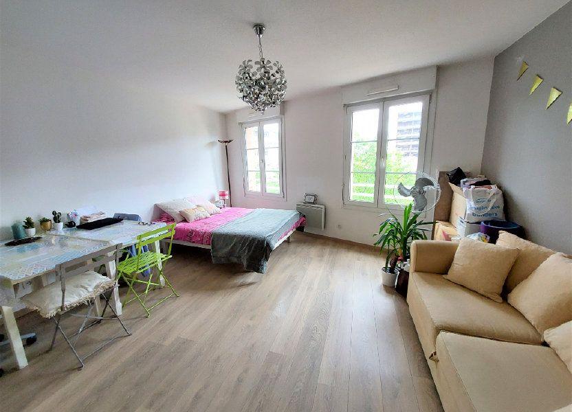 Appartement à louer 32.35m2 à Strasbourg