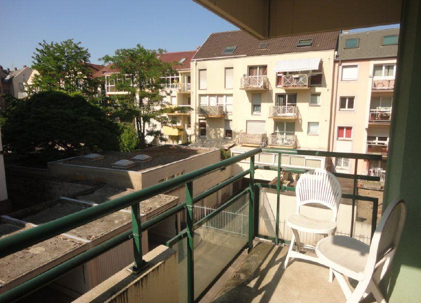 Appartement à louer 20.34m2 à Strasbourg