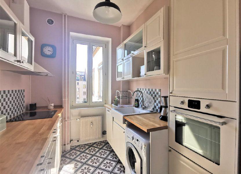 Appartement à louer 83.1m2 à Strasbourg
