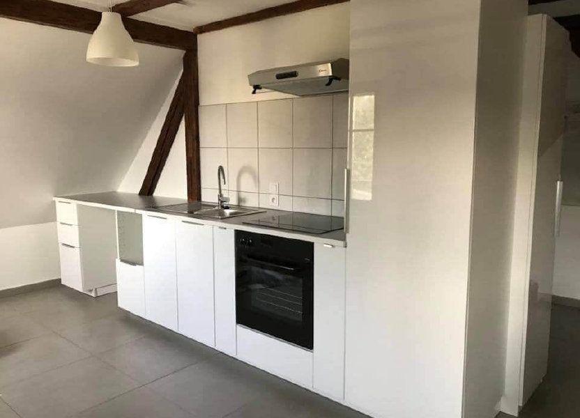 Appartement à louer 27.33m2 à Strasbourg