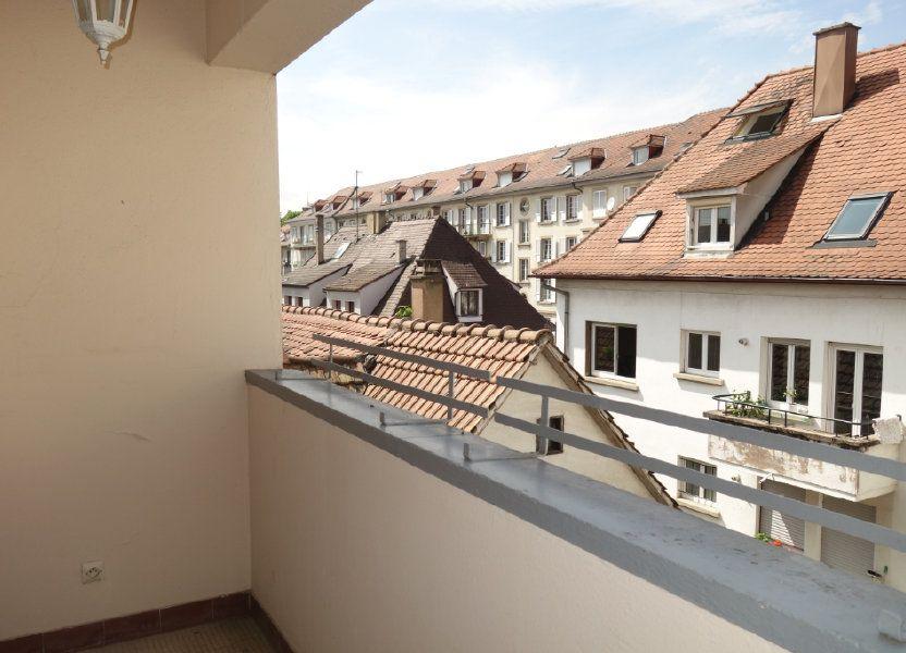 Appartement à louer 64.52m2 à Strasbourg