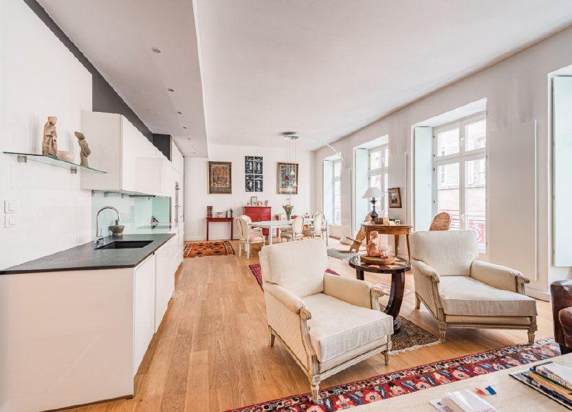 Appartement à vendre 93.8m2 à Strasbourg