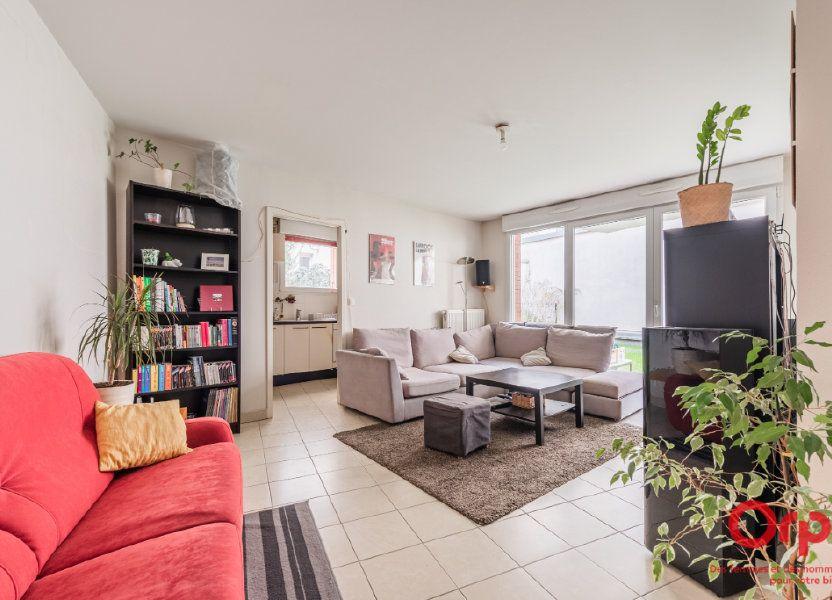 Appartement à vendre 65.9m2 à Strasbourg