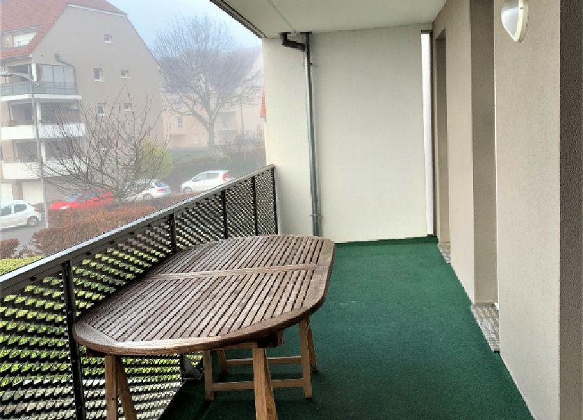 Appartement à vendre 50.8m2 à Marlenheim