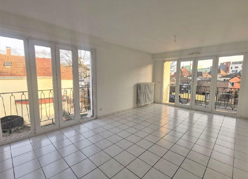 Appartement à louer 110.29m2 à Bischheim