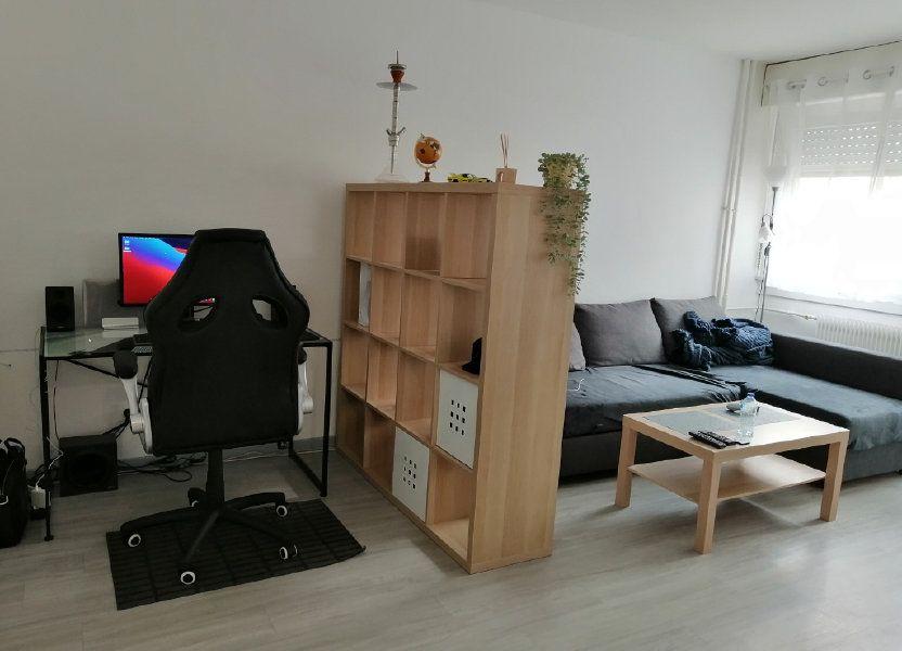 Appartement à vendre 28m2 à Strasbourg