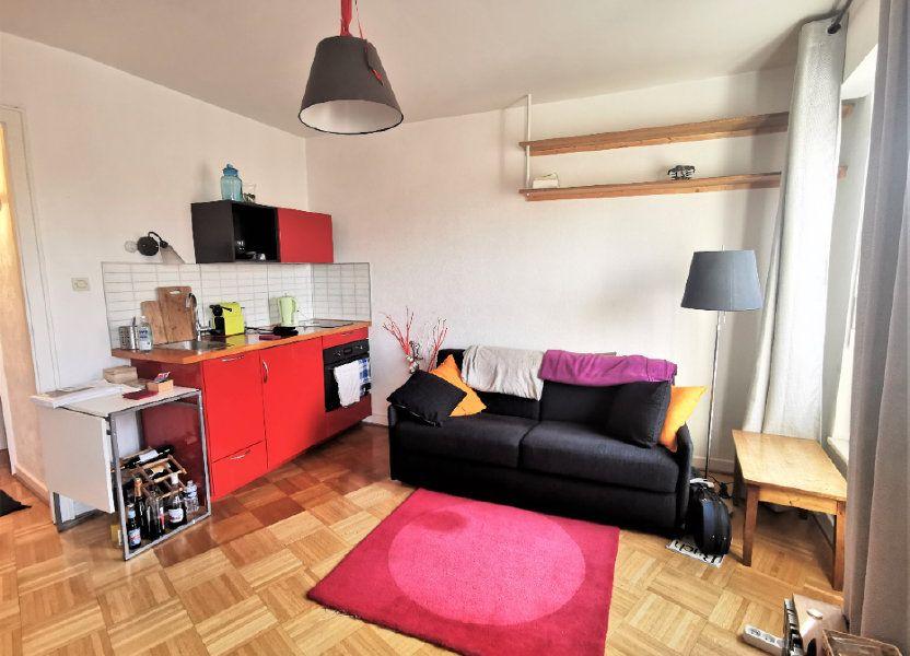 Appartement à louer 27.14m2 à Strasbourg