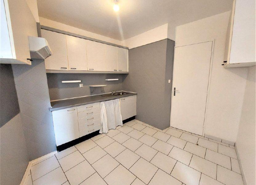 Appartement à louer 70.46m2 à Strasbourg