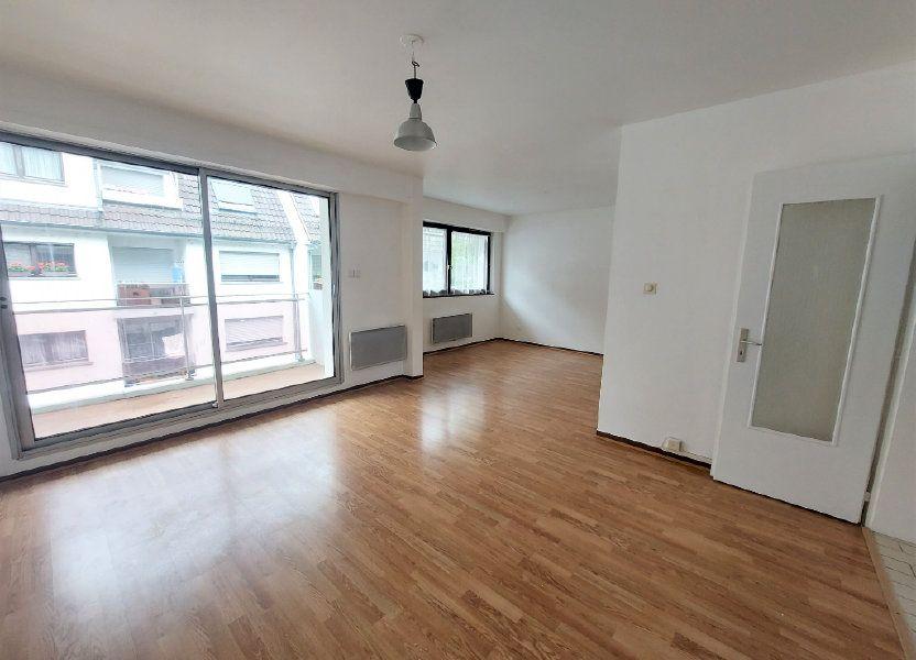 Appartement à louer 58.75m2 à Strasbourg