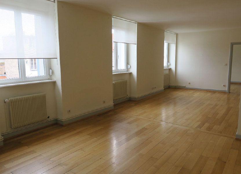 Appartement à louer 123.88m2 à Strasbourg