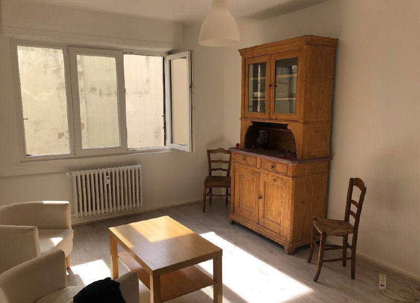 Appartement à louer 39.5m2 à Strasbourg