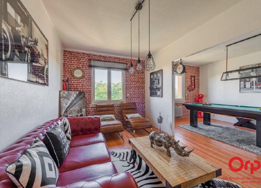 Appartement à vendre 62.41m2 à Strasbourg