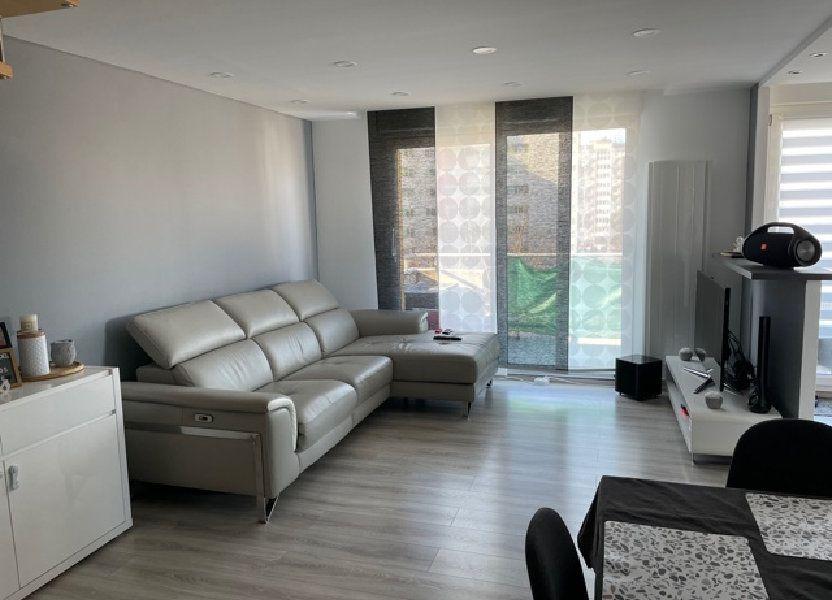 Appartement à vendre 88m2 à Bischheim