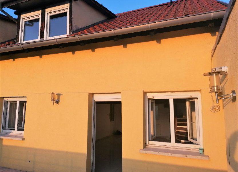 Appartement à vendre 83m2 à Lingolsheim