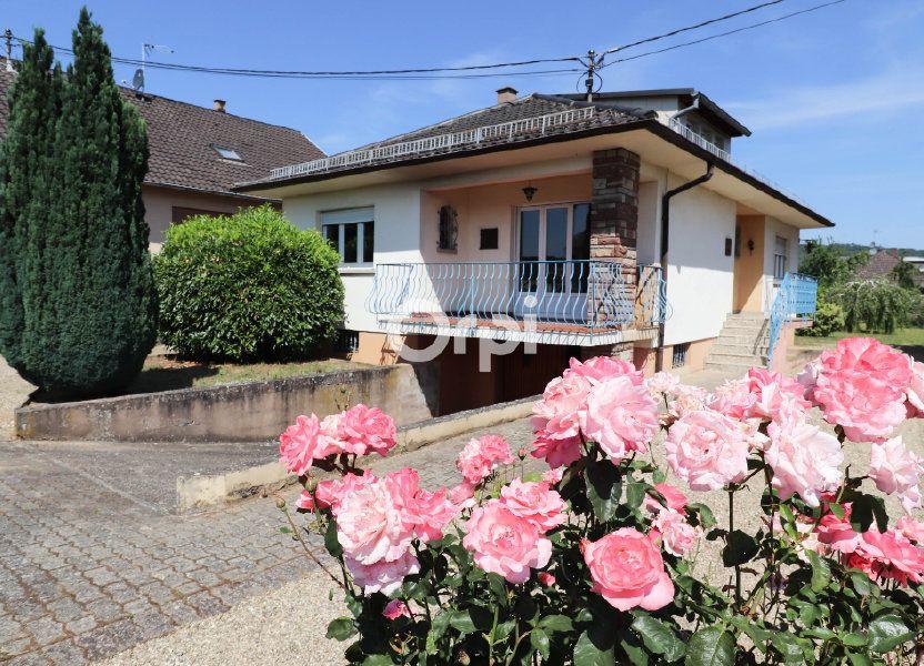 Maison à louer 120m2 à Dorlisheim