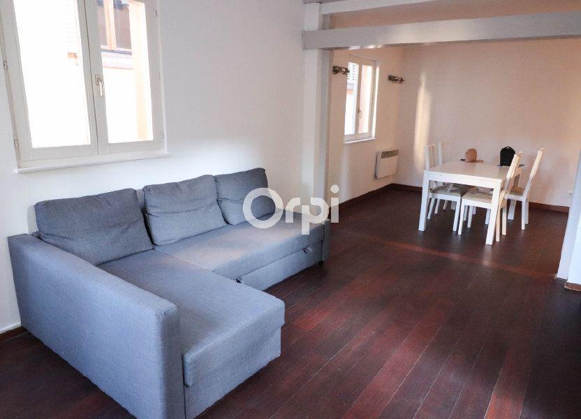 Appartement à louer 55.15m2 à Obernai
