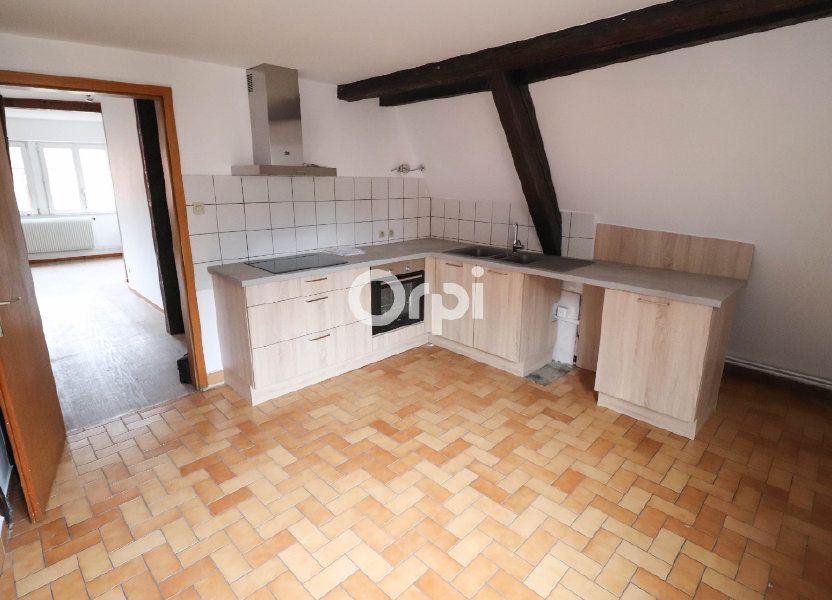 Appartement à louer 115m2 à Obernai