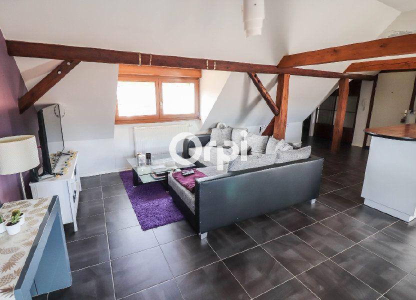 Appartement à vendre 48m2 à Erstein
