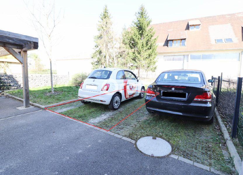 Stationnement à vendre 12.5m2 à Obernai