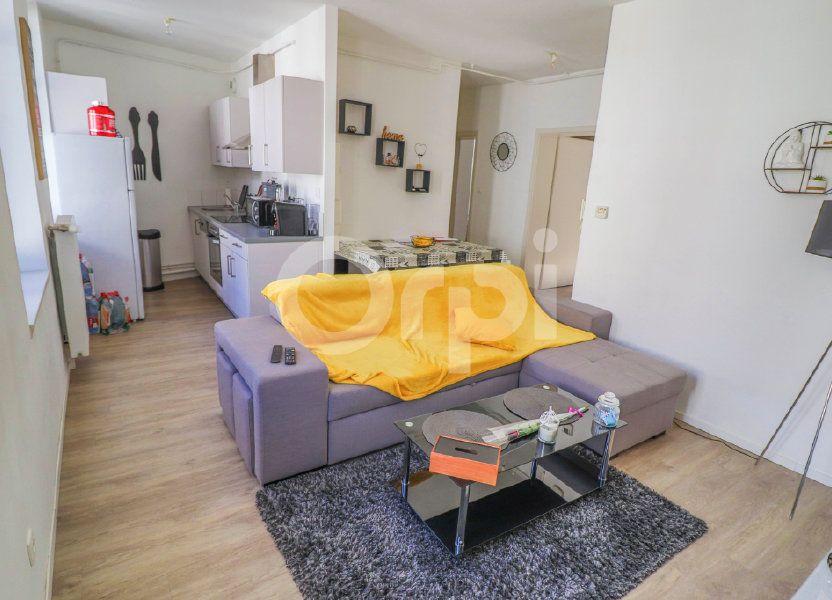 Appartement à louer 55m2 à Colmar