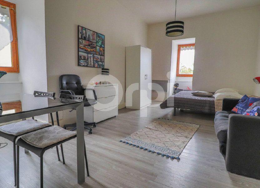Appartement à louer 28m2 à Colmar