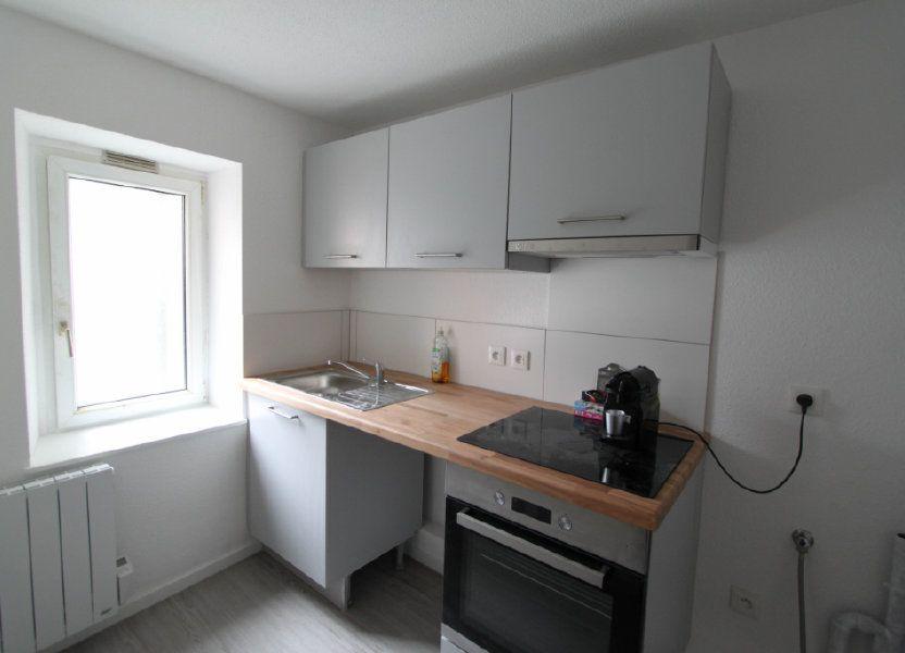 Appartement à louer 29m2 à Mulhouse