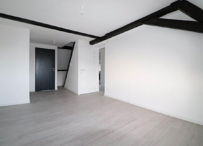 Appartement à louer 43m2 à Mulhouse