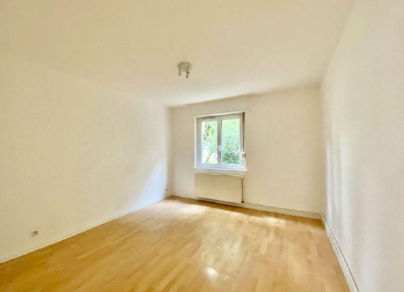 Appartement à louer 67.84m2 à Mulhouse