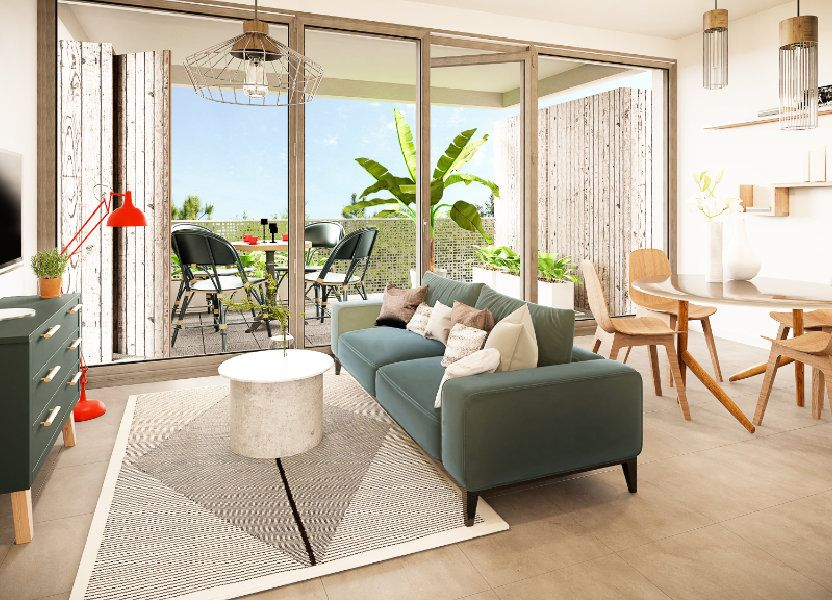 Appartement à vendre 73.82m2 à Mulhouse