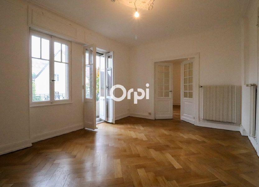 Appartement à vendre 93m2 à Strasbourg