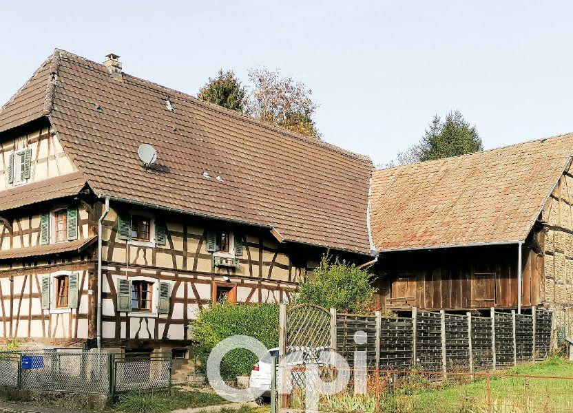 Maison à vendre 108m2 à Grentzingen
