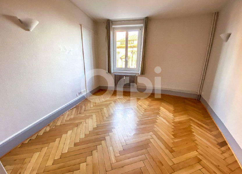 Appartement à louer 83m2 à Colmar