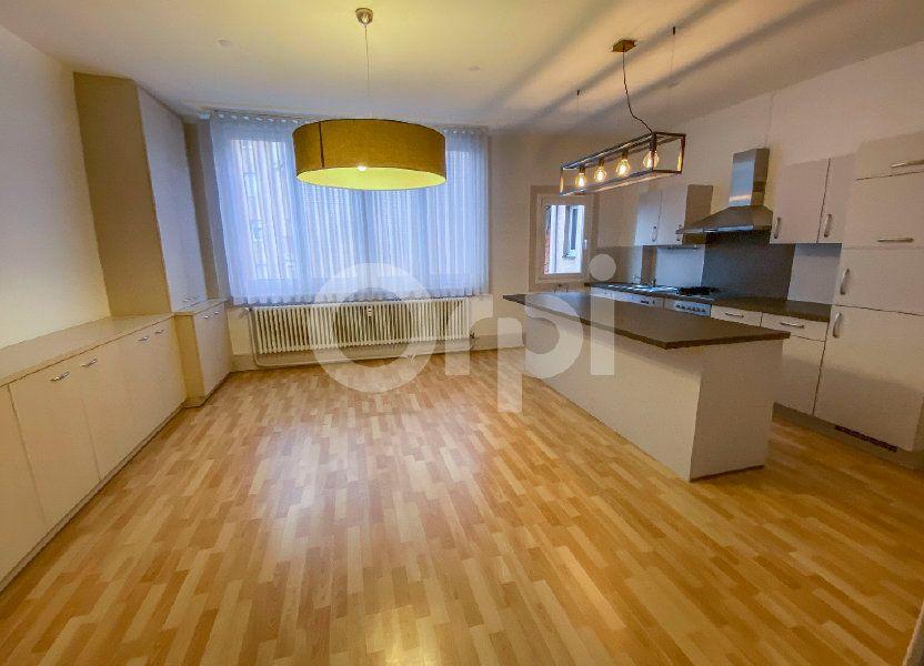 Appartement à louer 85m2 à Colmar