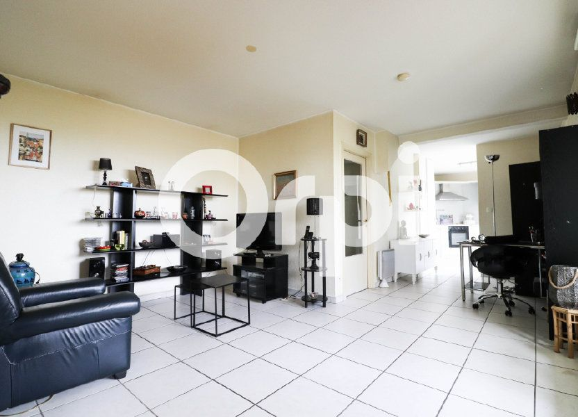 Appartement à vendre 55.34m2 à Mulhouse