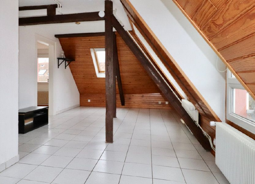 Appartement à vendre 39.23m2 à Strasbourg