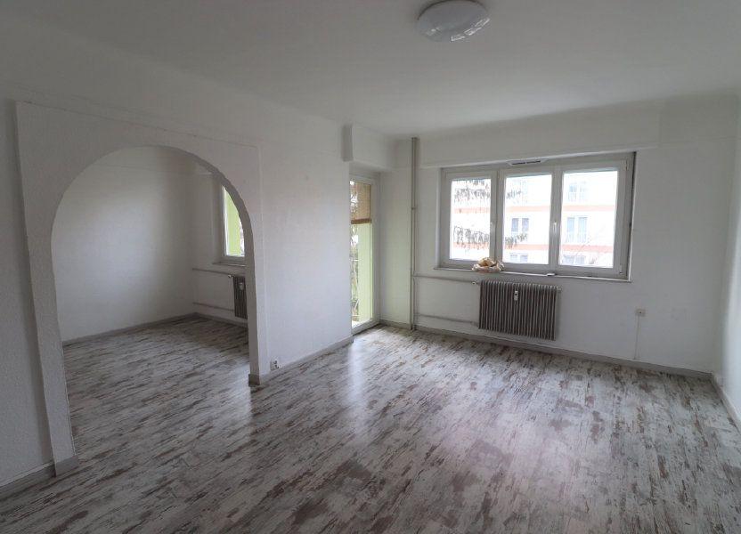 Appartement à louer 70m2 à Mulhouse