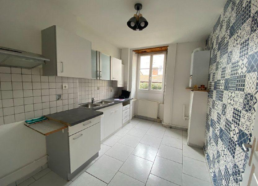 Appartement à louer 56m2 à Mulhouse