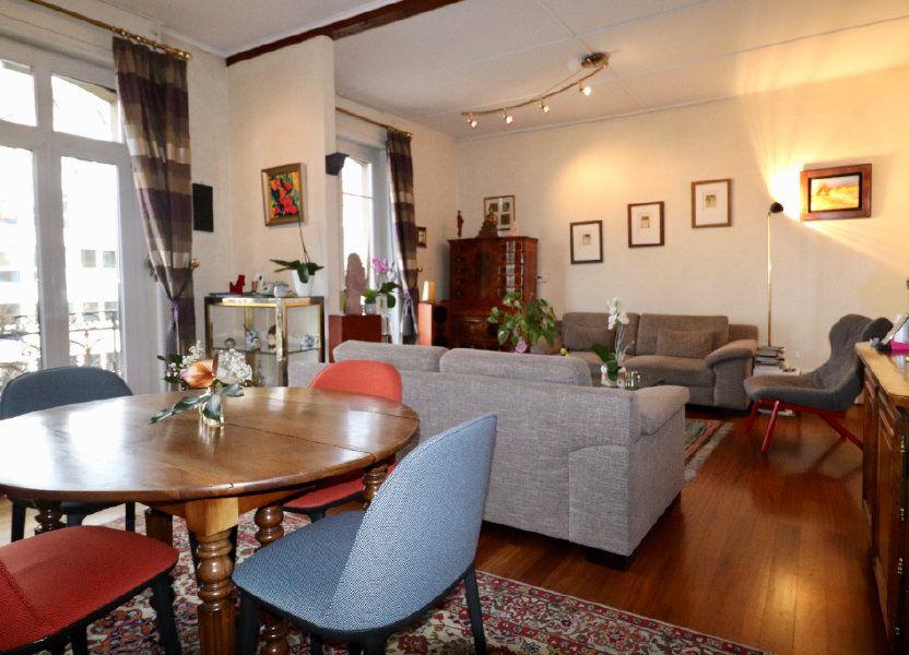 Appartement à vendre 94.96m2 à Strasbourg