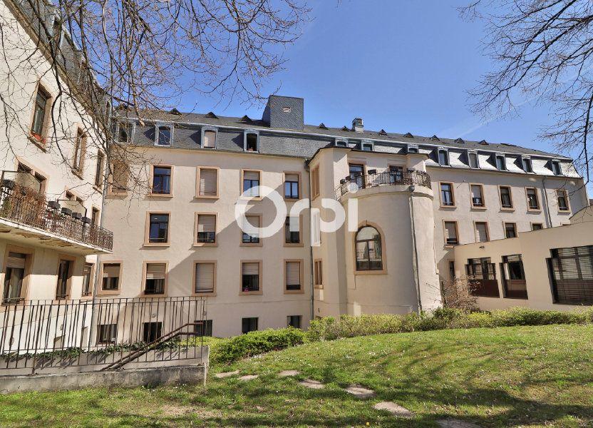 Appartement à vendre 30.55m2 à Colmar
