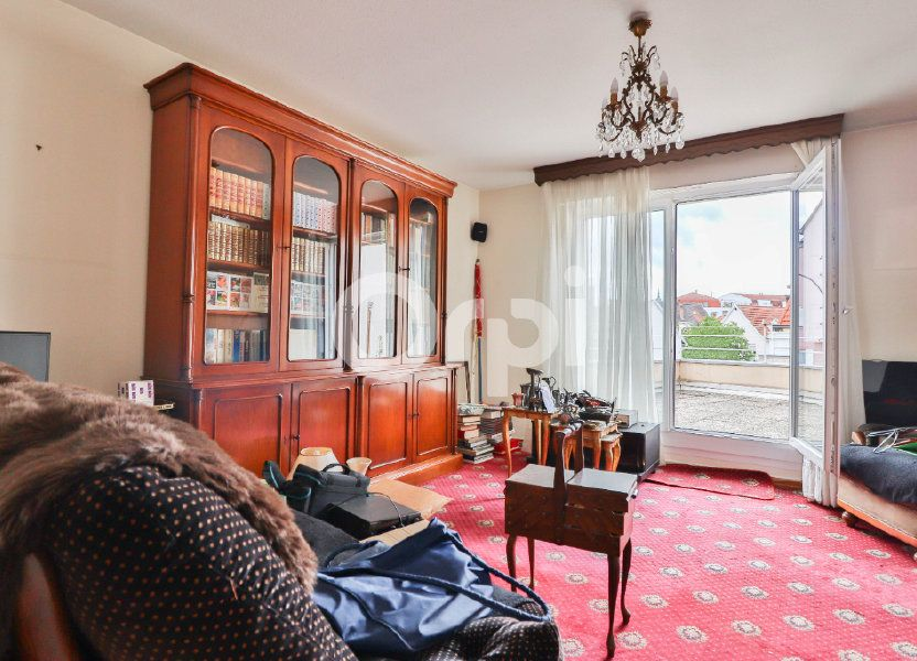 Appartement à vendre 117m2 à Colmar