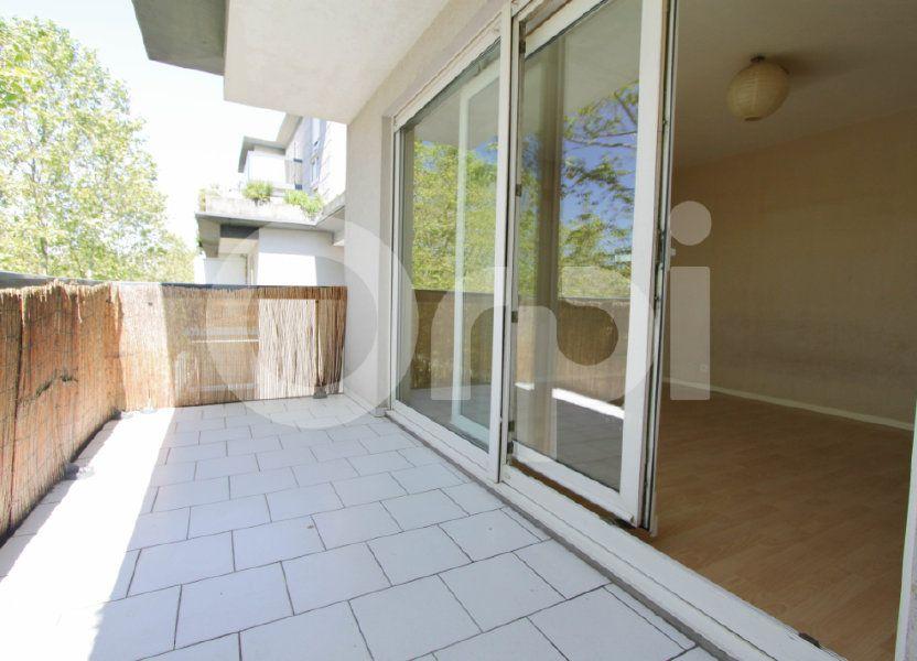 Appartement à louer 42.58m2 à Mulhouse