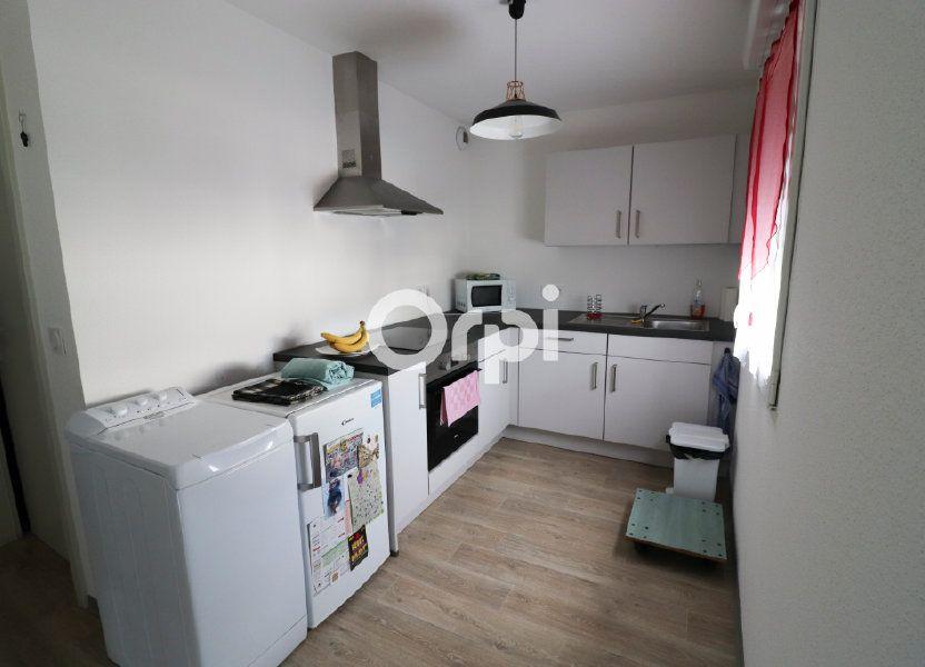 Appartement à louer 41.7m2 à Horbourg-Wihr