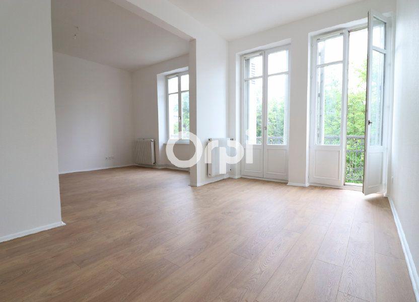 Appartement à louer 109m2 à Colmar