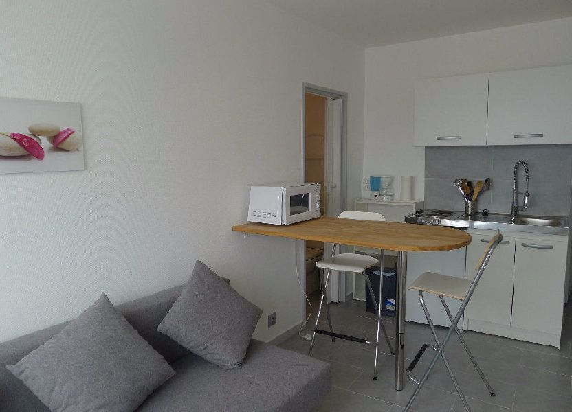 Appartement à louer 15.14m2 à Mulhouse