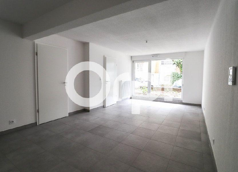 Appartement à louer 43.35m2 à Saint-Louis