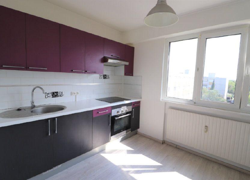 Appartement à louer 65m2 à Mulhouse