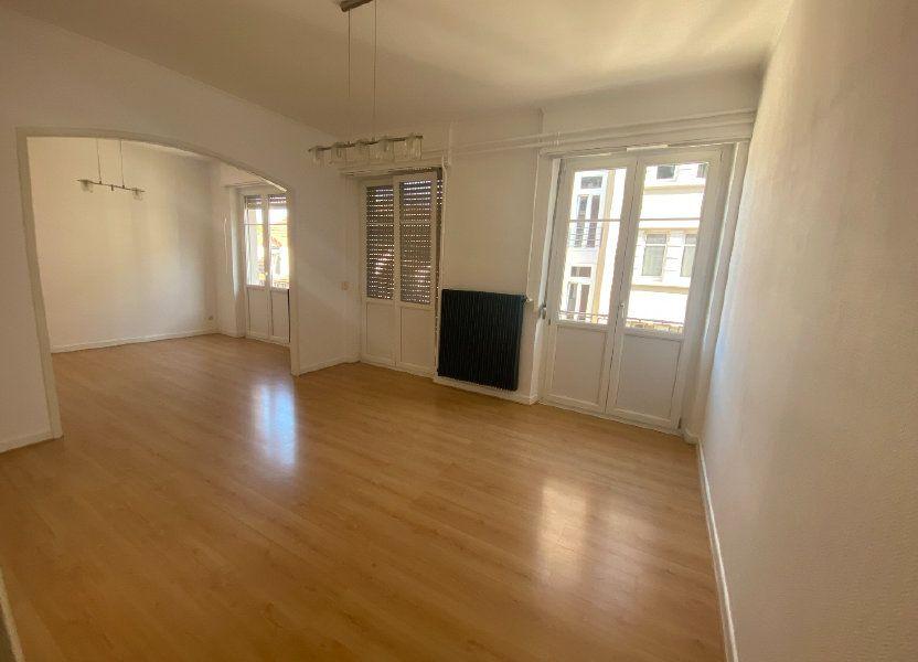 Appartement à louer 87.88m2 à Mulhouse