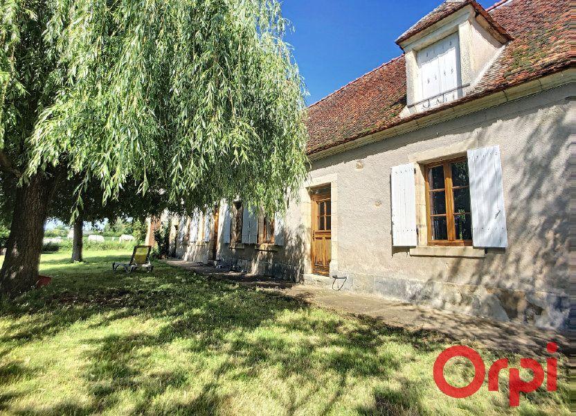Maison à vendre 193m2 à Saint-Pierre-les-Étieux